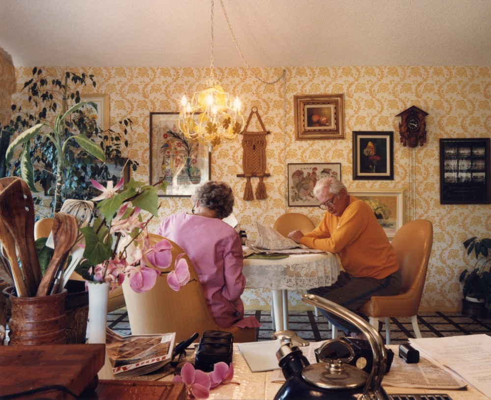 Larry Sultan. Picture from Home